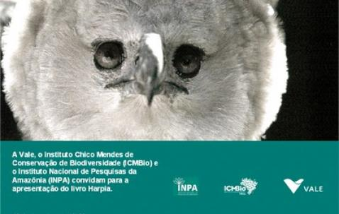 Apresentação do Documentário Fotográfico Harpia em Manaus-AM